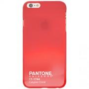 Husa Capac spate Pantone Calypso Coral Roz APPLE iPhone 6 Plus, iPhone 6s Plus CASE SCENARIO