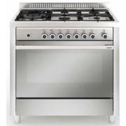 GLEM M96TVI LINEA MATRIX cucina inox 90x60