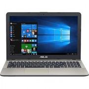 Asus X541NA-GO017T Laptop (CDC-N3350/ 4GB / 500GB / 15.6/ Windows 10) Silver