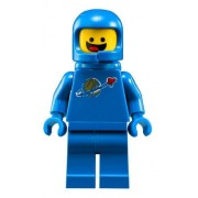 LEGO Movie Benny 1980 Something Space Guy Minifigure