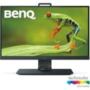 Монитор BenQ SW271, IPS, 27 inch, Wide, UHD, HDMI, DP, USB-C, Черен