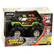 Toystate Road Rippers Light and Sound Armored 4X4 Monster Truck Vehicle