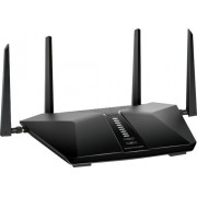 NETGEAR - Nighthawk AX5400 Dual-Band Wi-Fi Router - Black