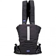 Chicco Baby Fit Front Carrier - Black Night
