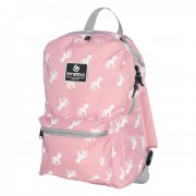 Brabo Backpack Storm Zebra Rose