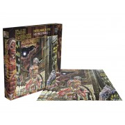 Slagalica puzzle IRON MAIDEN - SOMEWHERE IN TIME - PLASTIC HEAD - RSAW003PZ
