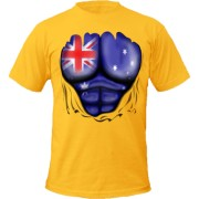 Tricou British Muscle