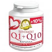 Celsus Szívünkért Q1 + Q10 kapszula szelénnel és B1-vitaminnal 30db