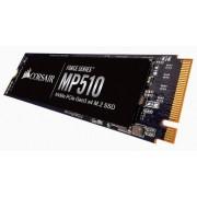 Corsair Force MP510 series 240Gb NGFF(M.2) 3D TLC SSD with NVMe PCIe (Gen3.0) x4 mode SSD type 2280 - 22x80x3mm