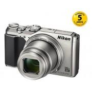 Nikon Cámara Compacta NIKON Coolpix A900 (Plata - 20.3 MP - ISO: 80 a 1600 - Zoom Óptico: 35x)