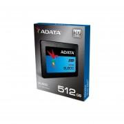 Disco SSD ADATA 512gb 3D NAND 2.5 Sata 3 ASU800SS-512GT-C