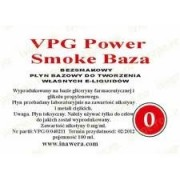 Inawera - VPG Smoke Base Power 0mg - 100 ml