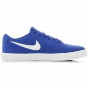 Zapatos Skate Hombre Nike SB Check Solar Skate-Azul