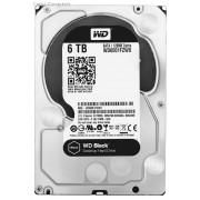 Western Digital Black 6Tb/6000gb Sata3(6Gb/s) 7200rpm Hard Drive