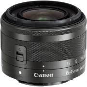 Canon EF-M 15-45mm F/3.5-6.3 IS STM - Grafite - BULK - 2 Anni Di Garanzia