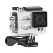 Camera de actiune sport HD SILVER Quer, ecran 2 inch, Full HD