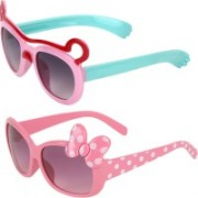 Amour Cat-eye, Oval Sunglasses(For Boys & Girls)