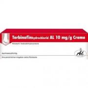 ALIUD Pharma GmbH TERBINAFIN HYDROCHLOR.AL 10mg/g Creme 30 g