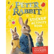 Peter Rabbit The Movie: Sticker Activity Book, Paperback