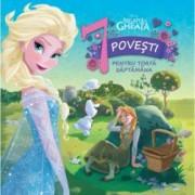 Disney Regatul de gheata. 7 povesti pentru toata saptamana