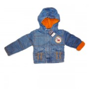 The childrens Place - Geaca jeans captusita