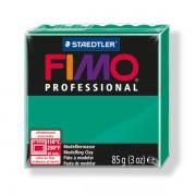Lut polimeric Fimo Professional pentru modelaj True green STH-8004-500