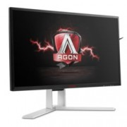 "Монитор AOC AGON AG241QG, 23.8"" (60.45 cm), TN, WQHD, 1ms, 50 000 000:1, 350 cd/m2, HDMI, DisplayPort"
