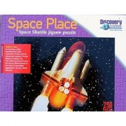 Space Place Space Shuttle Jigsaw Puzzle