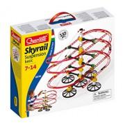 Quercetti Skyrail Suspension Basic - Set constructie sine, 132 piese