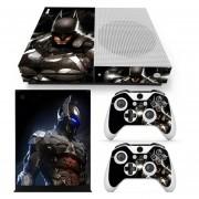 Xbox One S Skin Estampa Pegatina - Batman Arkham
