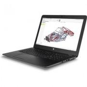 HP ZBook 15u G4 arbetsstation - Intel i7 / 16GB / 256 GB / AMD FirePro™ W4190M (2GB)