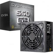 Sursa EVGA SuperNOVA 550 G3 550W, 80 PLUS Gold, Full modulara