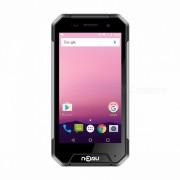 NOMU S30 mini Android 7.0 Smartphone con 3 GB de RAM 32 GB ROM - Plata