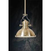 My-Furniture RENE Bronzene Hängelampe im französischen Fabrik-/Lagerhallenstil