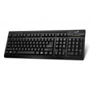 GENIUS KB-125 USB US crna tastaturaa