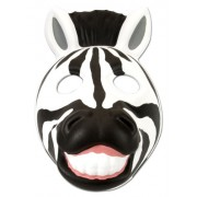 Wild Republic Grinimals Europe Zebra Mask