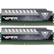 Kit Memorie Patriot Viper Elite 2x4GB DDR4 2133MHz CL14 Dual Channel