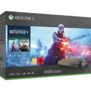Consola Microsoft Xbox One X 1Tb Gold Rush