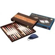 Backgammon Cassette - Korfu Groot