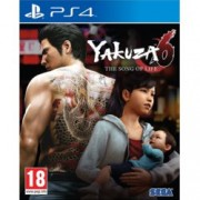 Yakuza 6: The Song of Life - Essence of Art Edition, PS4