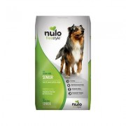 Nulo FreeStyle Grain-Free Trout & Sweet Potato Recipe Senior Dry Dog Food, 11-lb bag