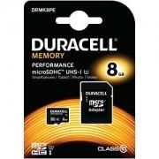 Duracell 8GB microSDHC Class 10 UHS-I Kit (DRMK8Pe)