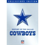 NFL: History of the Dallas Cowboys [Collector's Edition] [2 Discs] [DVD] [2008]