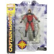 Diamond Select Toys Marvel Select Captain Marvel Action Figure, Multi Color