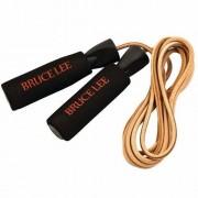 Tunturi Bruce Lee Dragon Weighted Leather Skipping Rope 1 stuk