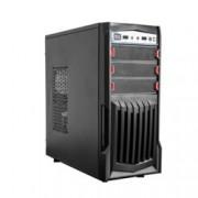 Кутия VLine A025, 2x USB, 12cm Fan, 600W захранване