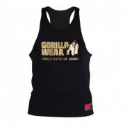 Gorilla Wear Classic Tank Top - Gold - XXL