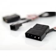 Cablu adaptor Noctua de la 3-pini Fan la 4-pini Molex, NA-SAC1