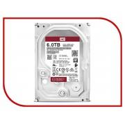 Жесткий диск Western Digital WD Red Pro 6 TB (WD6003FFBX)