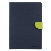 Mercury Pouzdro pro iPad Pro 10.5 / Air 3 - Mercury, Fancy Diary NAVY/LIME